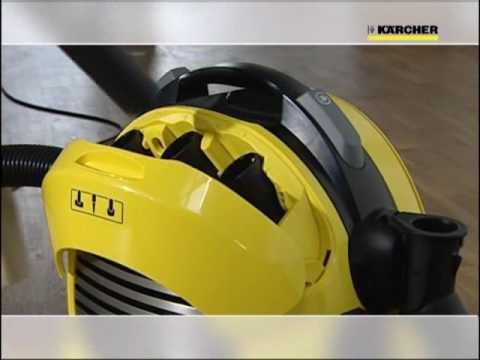 VC 6 Premium Dry Vacuum Cleaner