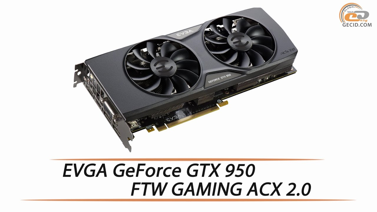 Buy gigabyte geforce gtx 950 2gb windforce 2x oc editiongv n950wf2oc-2gd (rev. 1. 0) with fast shipping and top-rated customer service. Once you know, you newegg!