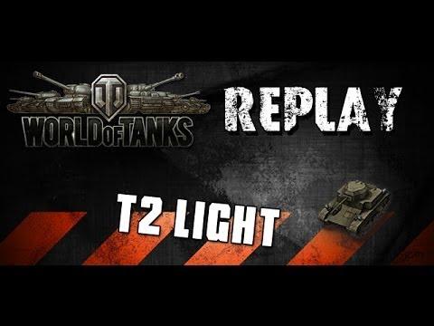 World of Tanks - T2 Light: Seifenkistenrennen - Gameplay