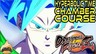 Hyperbolic Time Chamber Course | Dragon Ball Fighterz | Arcade Mode| GAMEPLAY/LET'S PLAY|  (XBOX)