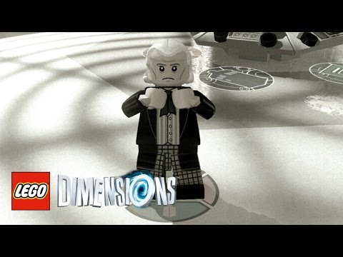 LEGO Dimensions - First Doctor Free Roam