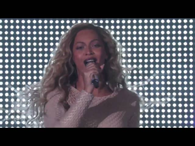 Beyoncé - Live At Global Citizen Festival 2015 - Full Show