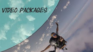 Skydive Tennessee Video Packages