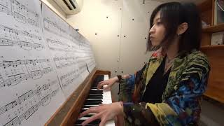 【カノン楽譜】lemon米津玄師【弾いてみた】
