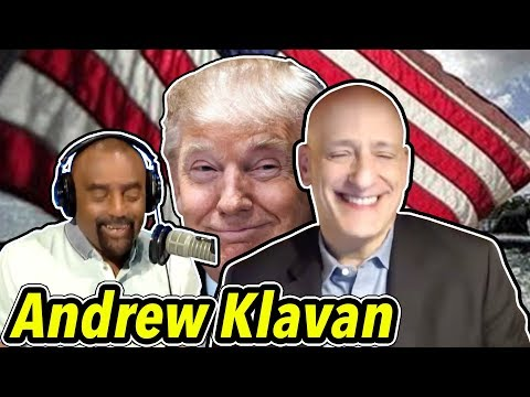 Andrew Klavan: TRUMP's Boldness Protecting America; Fear Destroying Europe