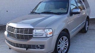 2007 Lincoln Navigator 4WD Ultimate Edition
