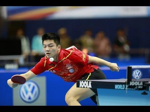 German Open 2013 Highlights: Fan Zhendong vs Dimitrij Ovtcharov (Final)