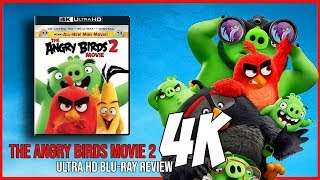THE ANGRY BIRDS MOVIE 2 | 4K ULTRA HD BLU-RAY REVIEW