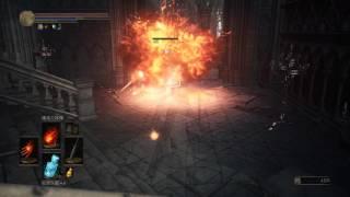黑暗靈魂3:洛斯里克城  1分鐘(6隻怪)  可賺 11500 魂