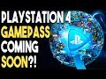 PLAYSTATION 4 Gamepass Coming SOON?! Cyberpunk 2077 Has NO LOADING Screens!
