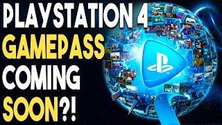 PLAYSTATION 4 Gamepass Coming SOON?! Cyberpunk 2077 Has NO LOADING Screens!