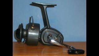 Gantel 2A - Sugita, Japan 1960s - Coarse Fishing Fixed Spool Spinning Reel