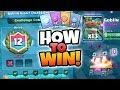 NEW 12 WINS GOBLIN GIANT CHALLENGE GAMEPLAY! | Clash Royale | HOW TO WIN NEW GOBLIN GIANT CHALLENGE