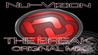 Nu Vizion   The Break   white noise hardcore