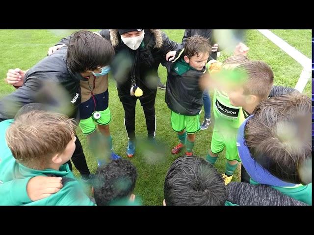U13 1 vs FC Riquewihr Journee 2 1