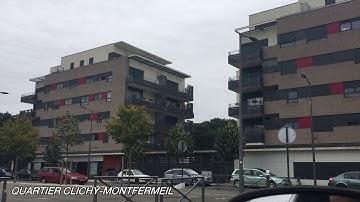CLICHY-MONTFERMEIL 28/07/18 - FRANCE, PARIS SURBURBS