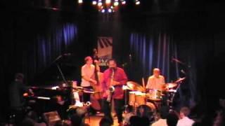 """""""Like Blues"""" Ed Thigpen, Joe Lovano, Carsten Dahl, Jesper Bodilsen"""