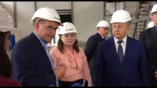 Валерий Радаев благодарен иностранному инвестору за выбор Саратовской области