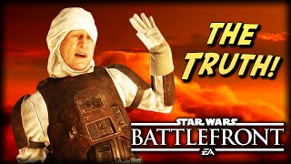 The Truth About Dengar : STAR WARS Battlefront Machinima
