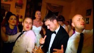 Poparzeni kawą trzy - do tańca kawałek Nadina i Grzegorz teledysk weselny ślubny lipdub najlepszy