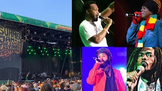 ASSASSIN, RICHIE SPICE, BUJU BANTON, PROTOJE LIVE ON STAGE/ SUMMERJAM 2019  🇩🇪