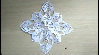 Handmade Easy Designer Paper cutting- Tuber Tip