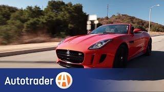 2014 Jaguar F-Type - Convertible | 5 Reasons to Buy | AutoTrader.com
