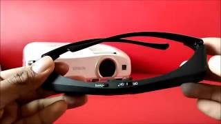 EPSON EH-TW5300 Projector & ELPGS03 3D Glasses | Unboxing