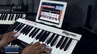Review: KORG Module Mobile Sound Module iOS App for iPad - SoundsAndGear.com