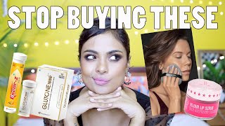 5 BEAUTY PRODUCTS TO STOP BUYING NOW!