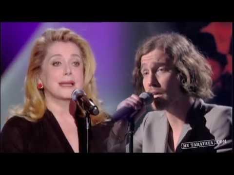 Catherine Deneuve & Julien Doré - Love