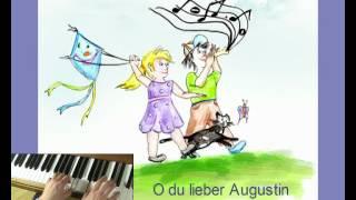 Oh du lieber Augustin - Kinderlied