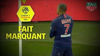Record pour Mbappé: 20 ans et déjà 50 buts! 26ème journée de Ligue 1 Conforama / 2018-19