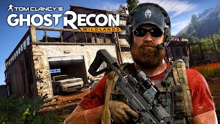 Official Open World of the Wildlands Trailer - Tom Clancy's Ghost Recon Wildlands