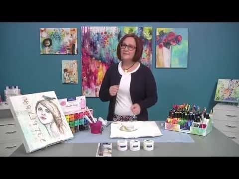 Donna Downey: 'Painting' with Gelatos