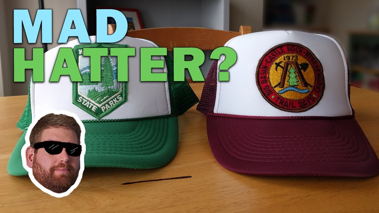 DIY Patch Hat: 4 Steps