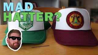 DIY Patch Trucker Hat (Otto 32-468)