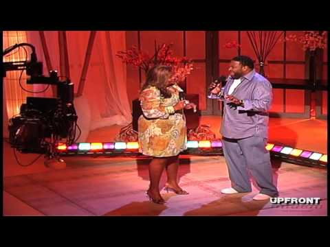 Oscar Actress Mo'Nique'& Grammy Artist Gerald Levert breathtaking performance by Keith O'Derek