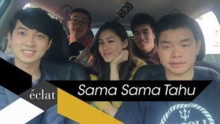 Video HIVI - Sama Sama Tahu (eclat cover) #roadtripwitheclat download MP3, 3GP, MP4, WEBM, AVI, FLV Desember 2017