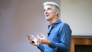 View from the Top: Craig Federighi