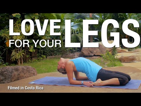 Love for Your Legs Yoga Stretching Class Five Parks Yoga