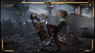 Mortal Kombat 11 Shaggy Reveal Trailer