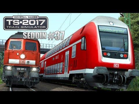TRAIN SIMULATOR 2017 #37: Bei Nacht im Seddiner Güterbahnhof - Schwere Fracht für Seddin