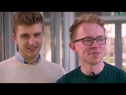 Heine-Slam – Interview mit Mathias Bähr und Nikolaus von Bargen
