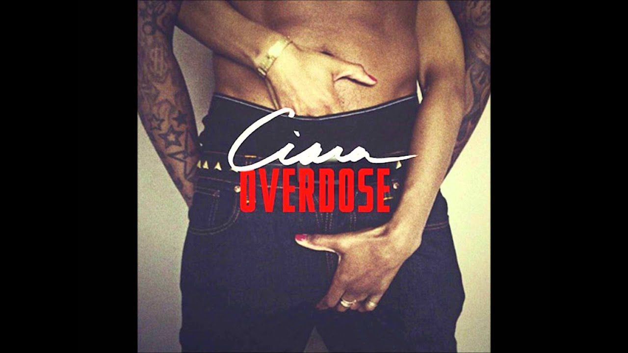 Ciara - Overdose (Acapella)   107 BPM