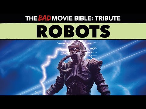 Some of the Best Worst Movie Robots