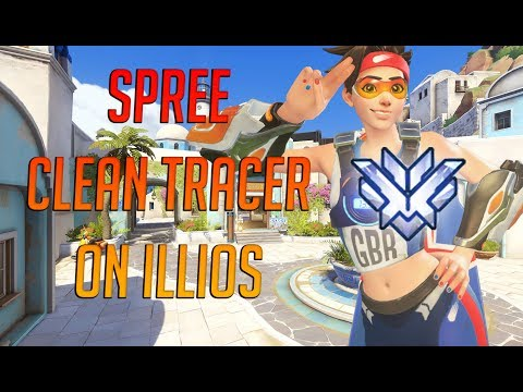 """SPREE With The Clean Tracer """"Spreecer"""" On Illios"""