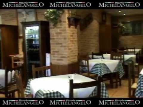 Vídeo Corporativo - Michelangelo - Restaurante Italiano - Valencia