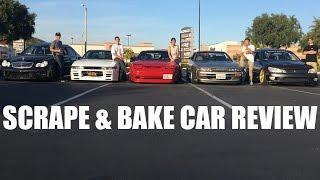 Scrape & Bake Car Review
