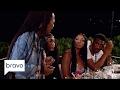 RHOA: Porsha Williams Claims Kandi Burruss Wanted to Drug Her (Season 9, Episode 15) | Bravo